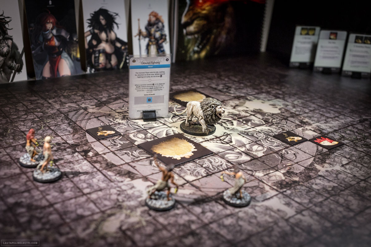 Kingdom Death: Monster