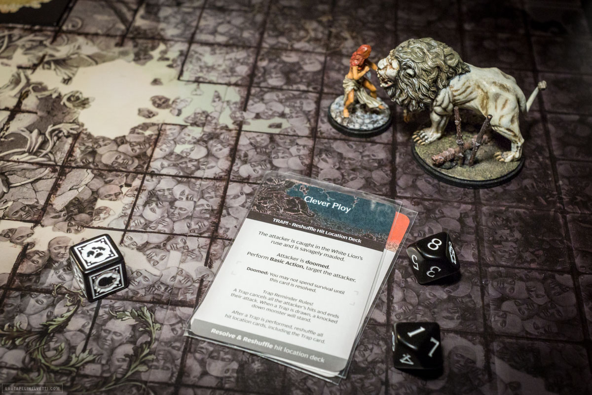 Kingdom Death: Monster - Showdown