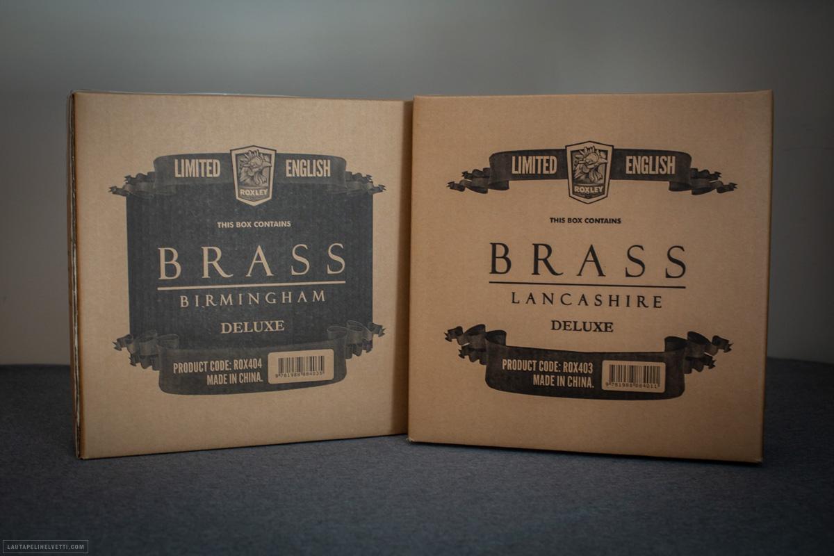 Unboxing Brass: Lancashire